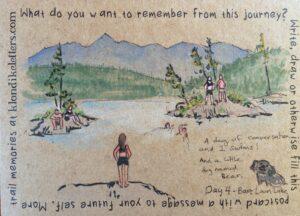 Day 4 postcard